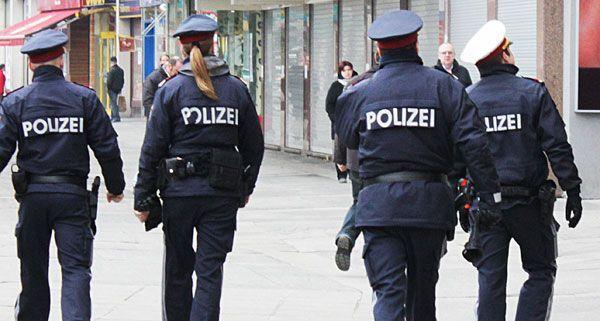 Polizisten mussten zu einem Einsatz in Wien-Ottakring ausrücken