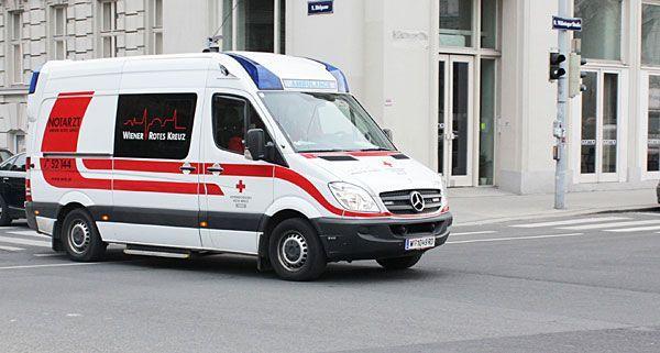 Für das Opfer des Arbeitsunfalls in Donaustadt kam jede Hilfe zu spät