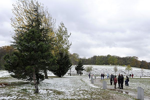 Angezuckert war es Am Himmel in Wien heuer schon - große Schneemengen bleiben weiterhin aus