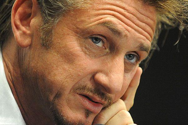 Sean Penn wird am Sonntag möglicherweise in Wien erwartet
