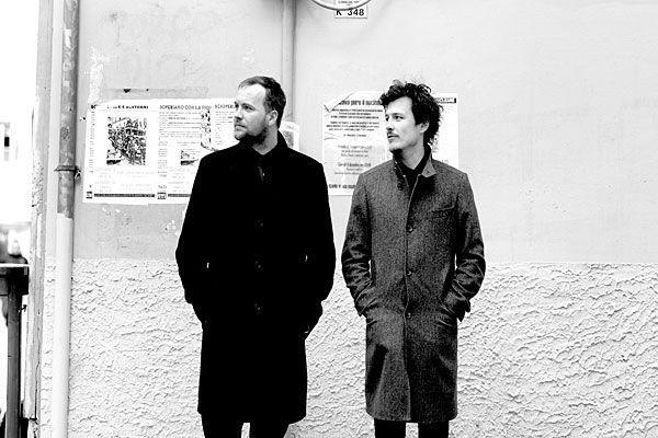"Thomas Stipsits und Manuel Rubey in ""Triest"""