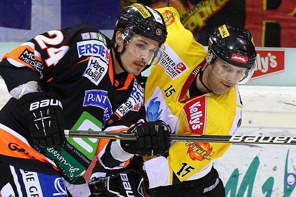 Im Duell mit Graz 99 unterlagen die Vienna Capitals