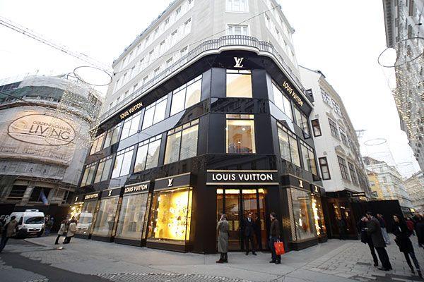 Louis Vuitton Shop Wien
