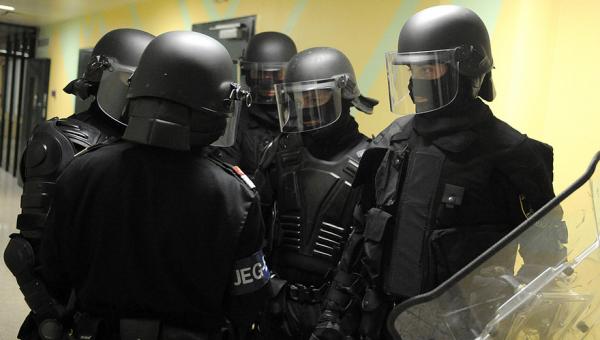 Am Sonntagabend wurde in Wien-Favoriten ein verwirrter Mann festgenommen.
