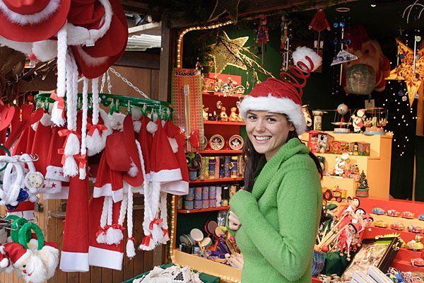 Weihnachtsmärkte gibt es viele - der Benefiz-Weihnachtsmarkt der Wiener Hilfswerks dient dem guten Zweck