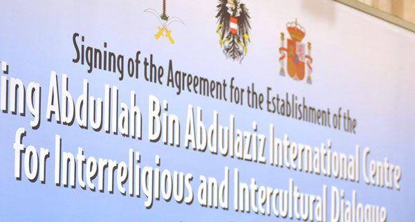 Das Wiener König-Abdullah-Zentrum in Wien sorgt für Diskussionen.