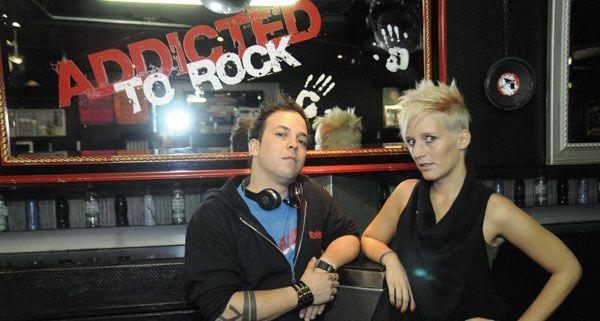 Hinter den Kulissen von Addicted to Rock: David Wagner und Niki Fuchs im Gespräch mit VIENNA.AT