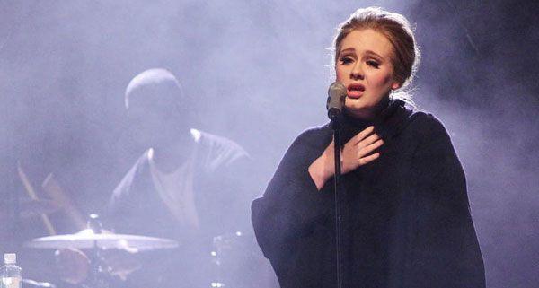 Die meisten Befragten können zu der Musik von Adele gut einschlafen.