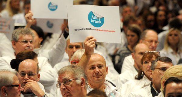 Die Österreichische Ärztekammer hat eine Resolution gegen die Reform verabschiedet.