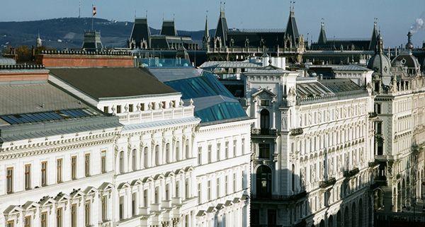 Ausgebaute Altbauprojekte, wie hier im Wiener Rathausviertel, werden immer beliebter.