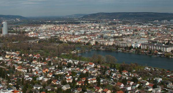 Am Freizeitidyll der Alten Donau ist es am Freitag zu einem Raubüberfall gekommen.