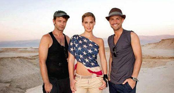 "Bar Refaeli startet Model-Castingshow ""Million Dollar Shootingstar"" auf Sat.1."