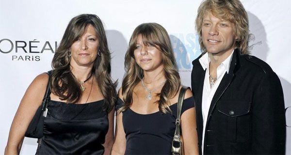 Bon Jovis Tochter Stephanie wurde wegen Drogenbesitzes verhaftet.