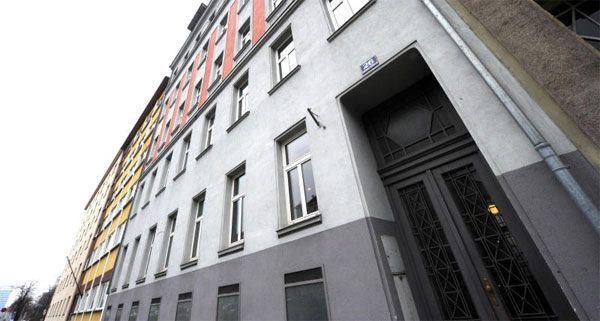 In diesem Haus in Wien-Brigittenau ereignete sich die Bluttat.