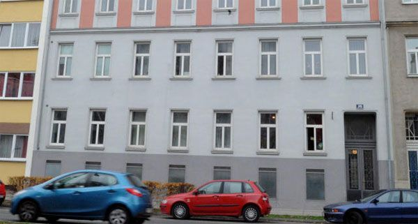 In diesem Haus in Brigittenau soll die Tat geschehen sein.