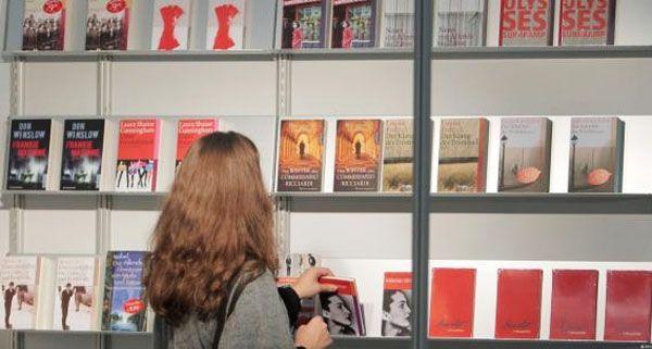 Die Buch Wien konnte sich über einen leichten Besucherzuwachs freuen.