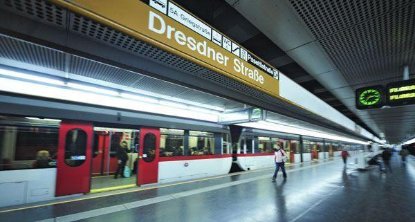 Am Samstag wurde ein mutmaßlicher Drogendealer in Wien-Brigittenau festgenommen.