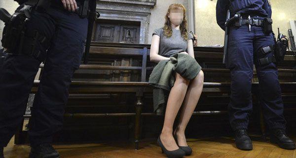 Gutachterin Adelheit Kastner sprach sich für die Unterbringung von Estibaliz C. in einer Anstalt aus.