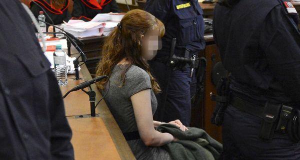 Am Donnerstagabend wurde das Urteil gegen Estibaliz C. verkündet.