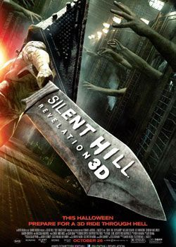 Silent Hill: Revelation 3D – Trailer und Informationen zum Film