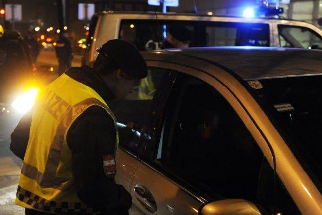 Im Wiener Stuwerviertel kontrolliert die Polizei verstärkt.
