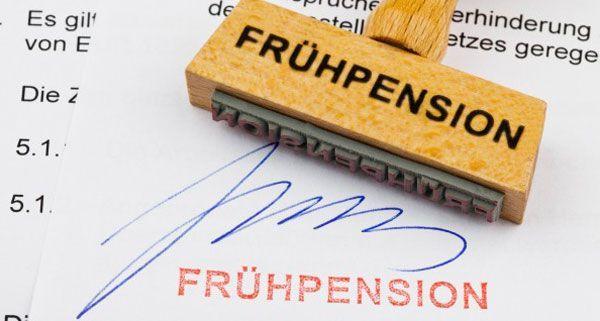 In Wien gab es im 2012 517 Frühpensionierungen von Beamten.