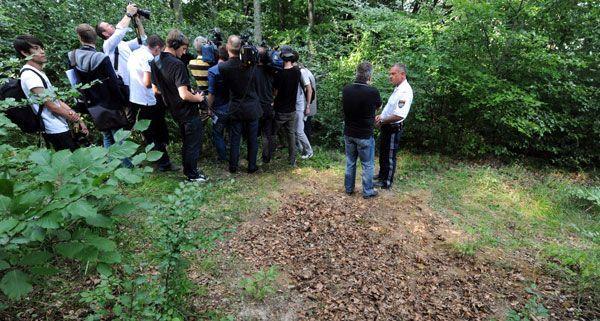 In einem Wald wurde die Leiche des Wiener Anwalts gefunden.