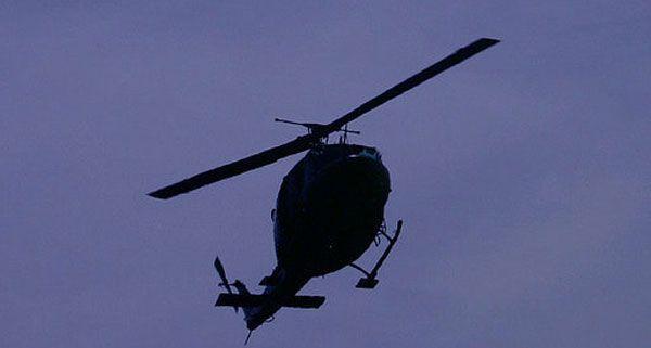 Durch einen Hubschraubereinsatz wurden am Samstag zwei Frauen in Bergnot gerettet.