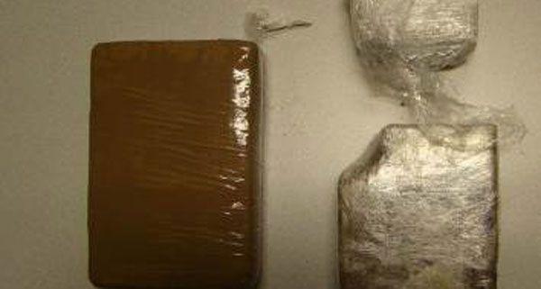 Die angebotene Ware der Kokaindealer wurde beschlagnahmt.