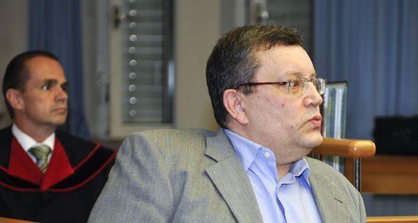 Auch am Mittwoch wollte Gottfried Küssel keine Aussage vor Gericht machen.
