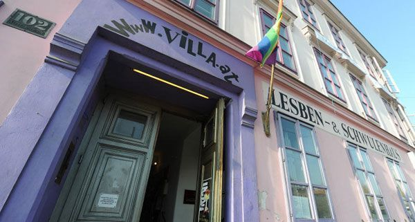 Das Lesben und Schwulenhaus feiert sein 30jähriges Jubiläum