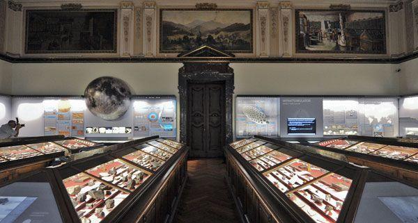 Am 14. November öffnet der Meteoritensaal im NHM wieder für Besucher.