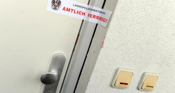 Zwei Frauen wurden in Wien am Wochenende erstochen.