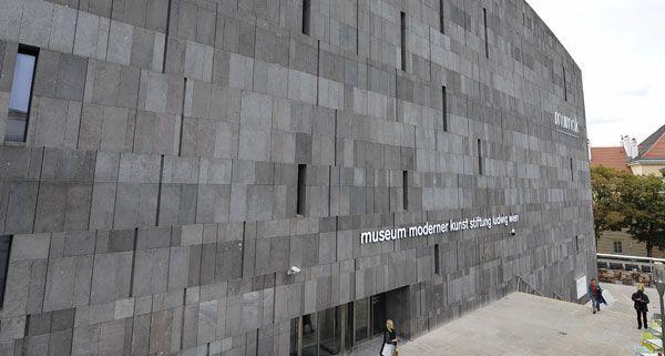 Am 25. November ist der Eintritt im mumok frei.