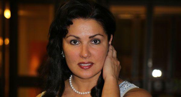Am kommenden Freitag tritt Anna Netrebko im Wiener Konzerthaus auf.