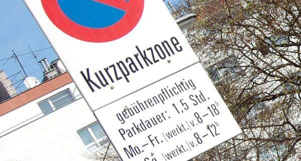 Geht es nach der SPÖ, so werden Währing und Döbling zur Kurzparkzone.