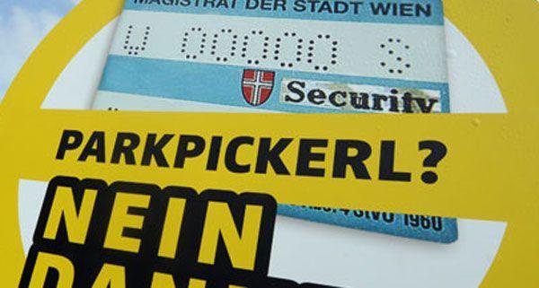 Auch im Burgenland formiert sich Protest gegen das Wiener Parkpickerl.