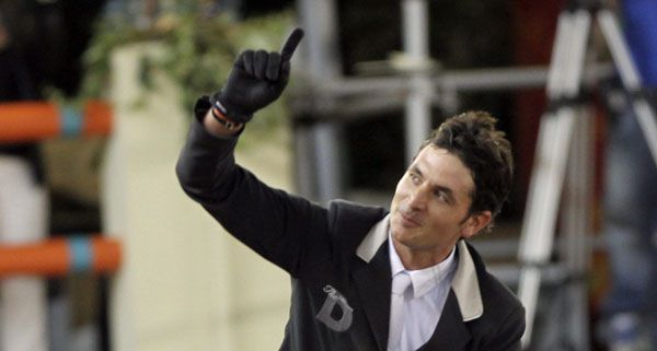 Olympiasieger Steve kommt zum Wiener Pferdefest.