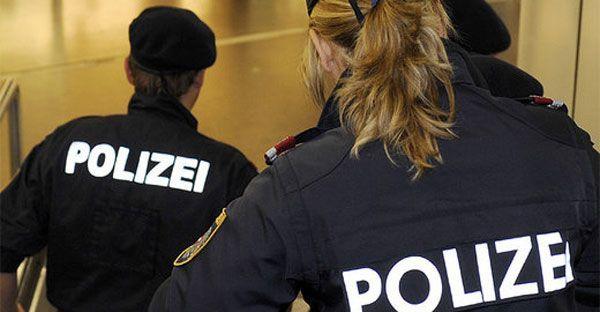 Die Polizei traf rechtzeitig am Tatort in Wien-Floridsdorf ein, um die Räuber festzunehmen.