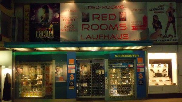 """Peter Laskaris, Betreiber des Red Rooms in Wien-Meidling, ist Mitbegründer des neuen Mega-Laufhauses """"Funmotel"""""""