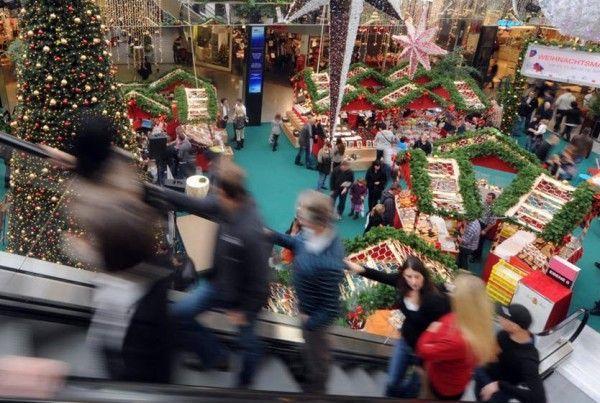 Der erste Shopping-Weihnachtssamstag in Wien verlief höchst erfolgreich
