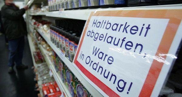Die Sozialmärkte in Wien sind noch immer schwer gefragt.