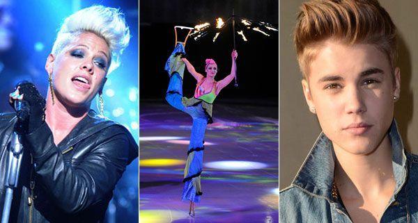 Pink, Holiday on ice und Justin Bieber sind nur drei der Highlights aus dem Programm der Wiener Stadthalle.
