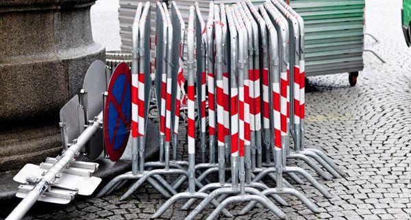 Am Mittwochabend kann es in Wien-Landstraße zu Straßensperren kommen.