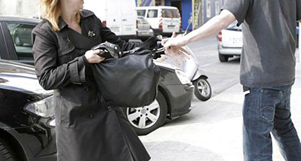 Zu gleich zwei Fällen von Taschenraub kam es am Freitag in Wien.