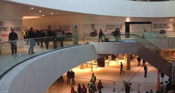 Noch heuer sollen acht weitere Shops in Wien-Mitte The Mall eröffnet werden.