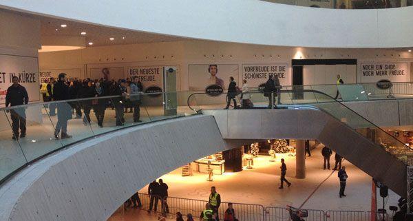 Werden sich langstristig alle neuen Einkaufszentren halten können?