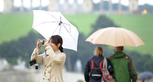 Im Oktober machten viele ausländische Besucher Halt in Wien.