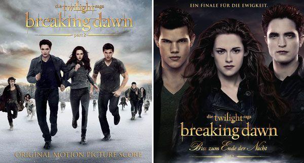 Der letzte Teil der Twilight Saga: Breaking Dawn 2.