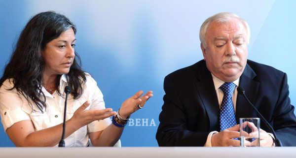 Michael Häupl wollte Maria Vassilakous Vorschlag nicht kommentieren.
